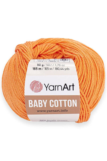 YARNART - YARNART BABY COTTON 425