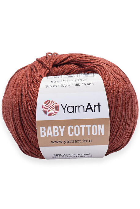 YARNART - YARNART BABY COTTON 429