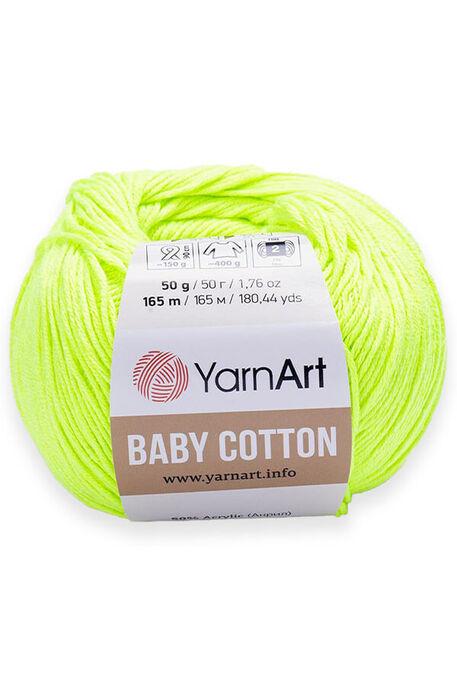 YARNART - YARNART BABY COTTON 430