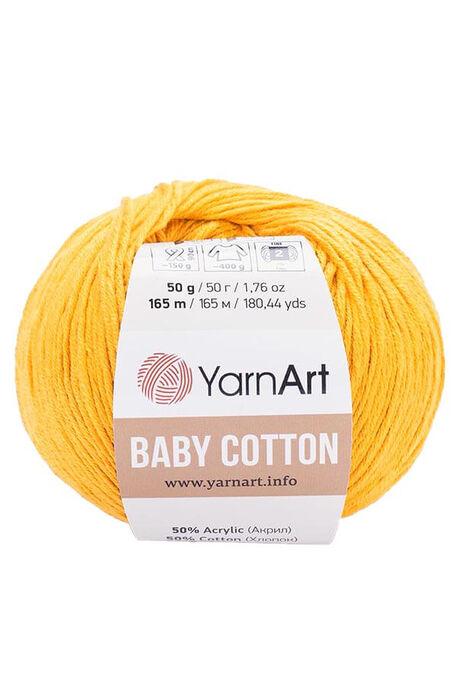 YARNART - YARNART BABY COTTON 432