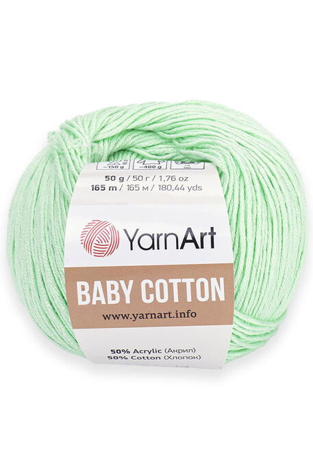 YARNART - YARNART BABY COTTON 435