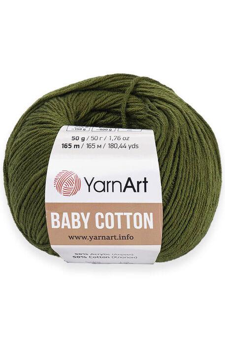 YARNART - YARNART BABY COTTON 443