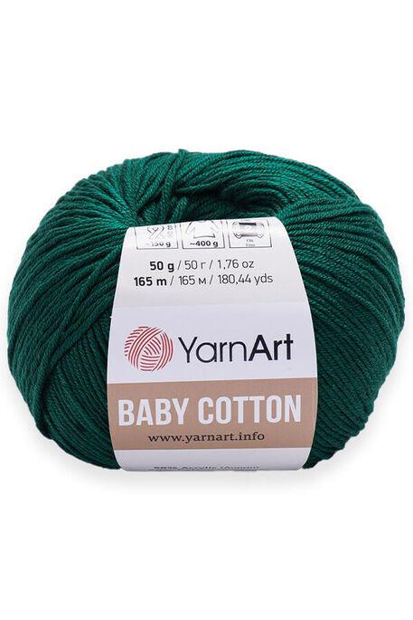 YARNART - YARNART BABY COTTON 444