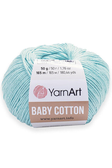 YARNART - YARNART BABY COTTON 446