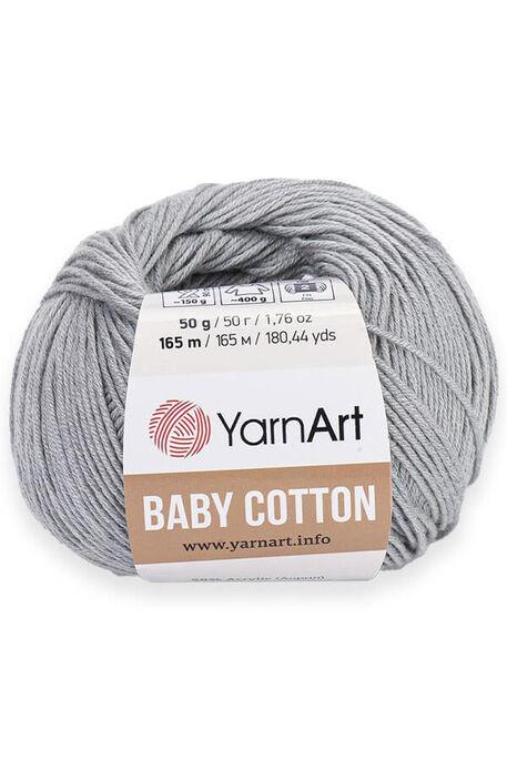 YARNART - YARNART BABY COTTON 452