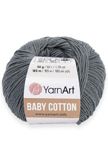 YARNART - YARNART BABY COTTON 454