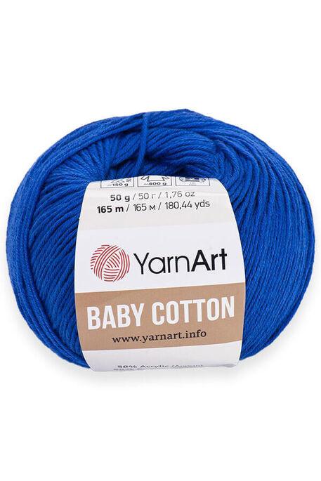 YARNART - YARNART BABY COTTON 456