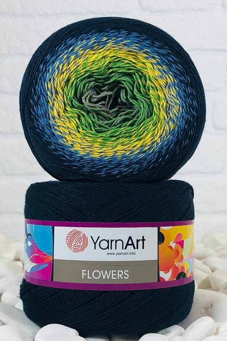 YARNART - YARNART FLOWERS 250