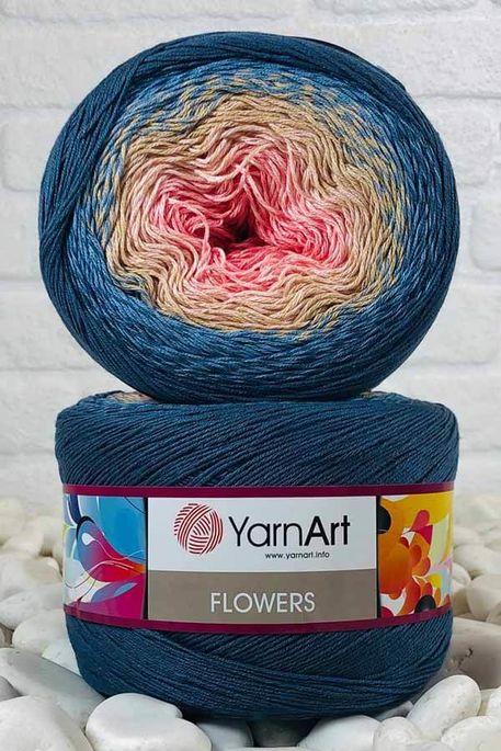 YARNART - YARNART FLOWERS 262