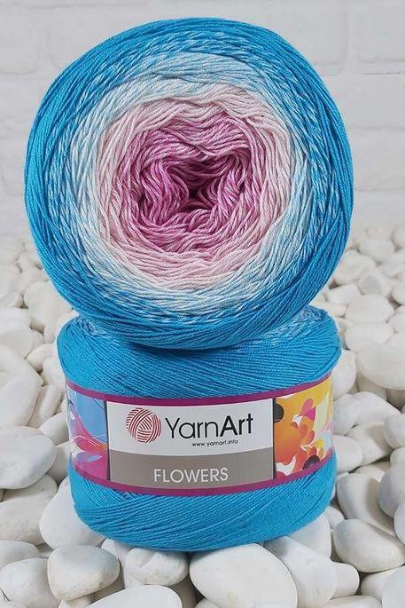 YARNART - YARNART FLOWERS 294