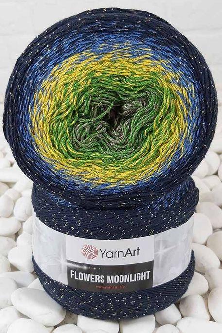 YARNART - YARNART FLOWERS MOONLIGHT 3250