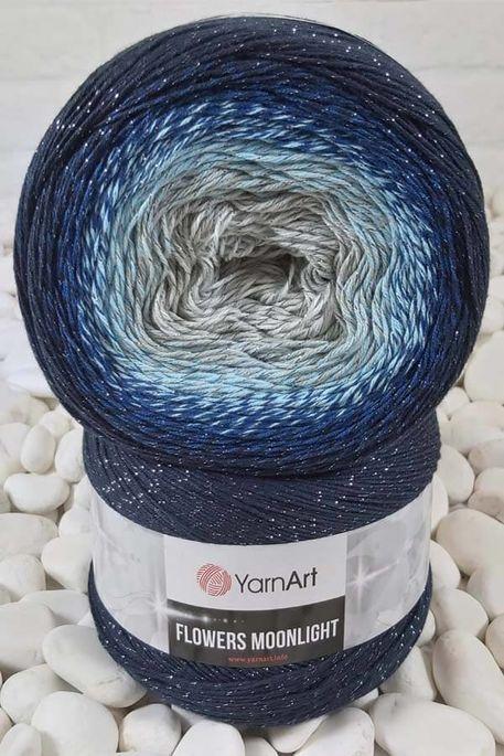 YARNART - YARNART FLOWERS MOONLIGHT 3261
