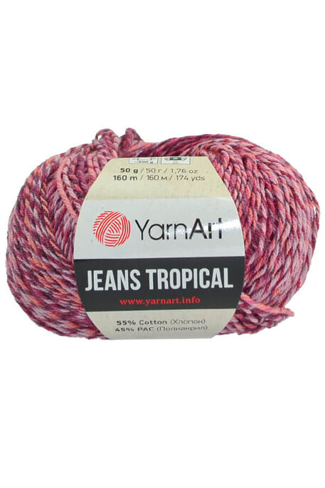 YARNART - YARNART JEANS TROPICAL 615