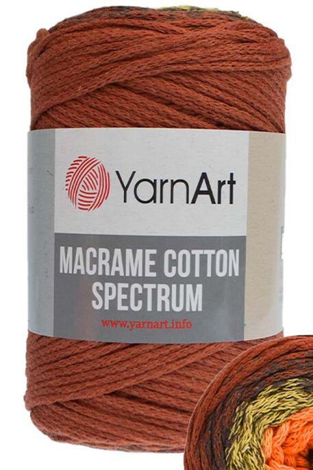 YARNART - YARNART MACRAME COTTON SPECTRUM 1303