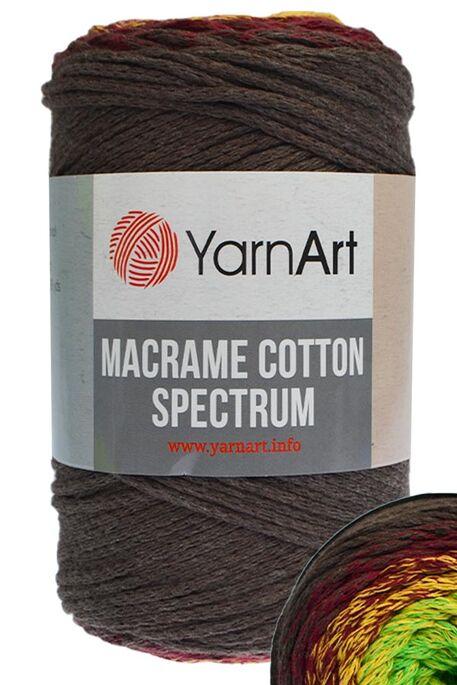 YARNART - YARNART MACRAME COTTON SPECTRUM 1305