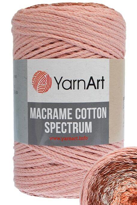 YARNART - YARNART MACRAME COTTON SPECTRUM 1319