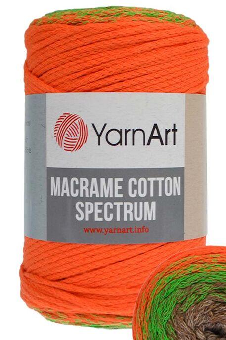 YARNART - YARNART MACRAME COTTON SPECTRUM 1321
