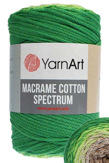 YARNART - YARNART MACRAME COTTON SPECTRUM 1322