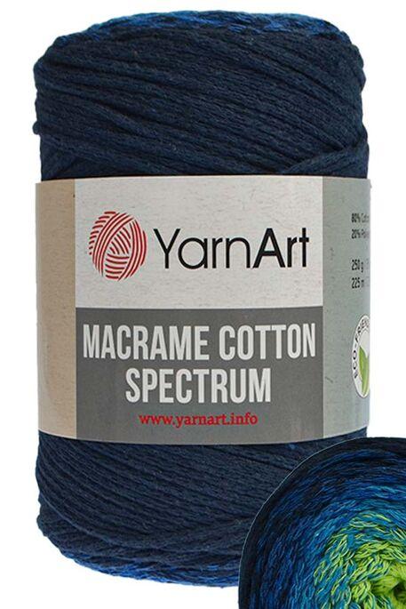YARNART - YARNART MACRAME COTTON SPECTRUM 1323