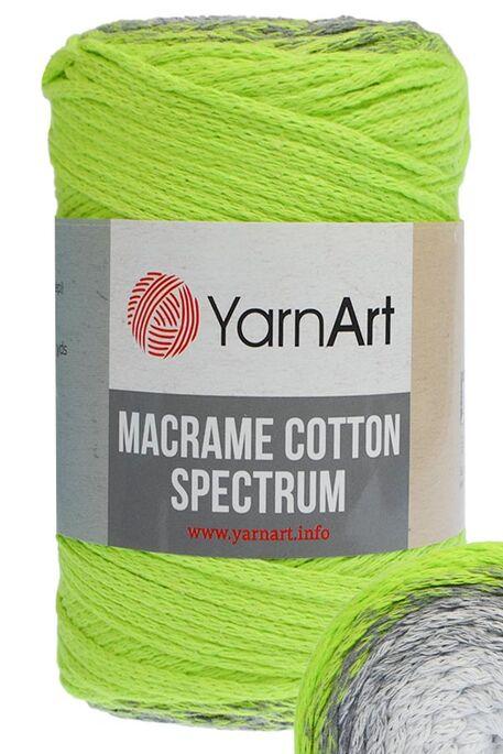 YARNART - YARNART MACRAME COTTON SPECTRUM 1326