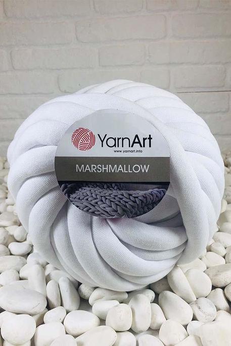 YARNART - YARNART MARSHMALLOW 901