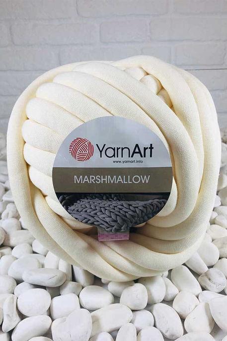 YARNART - YARNART MARSHMALLOW 903