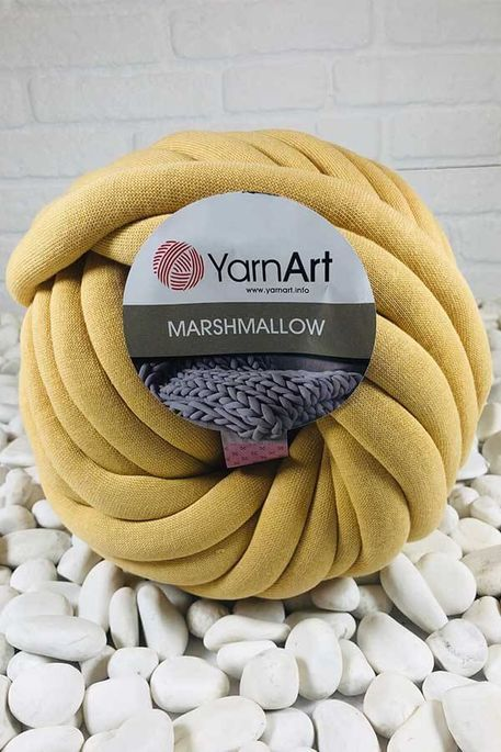 YARNART - YARNART MARSHMALLOW 912