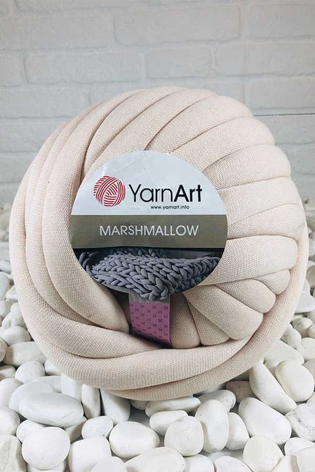 YARNART - YARNART MARSHMALLOW 919