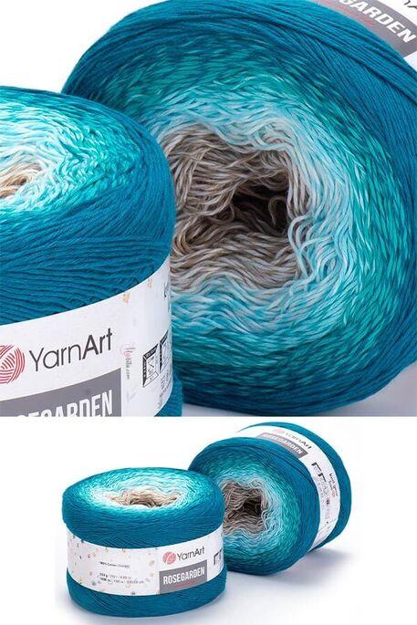 YARNART - YARNART ROSEGARDEN 324